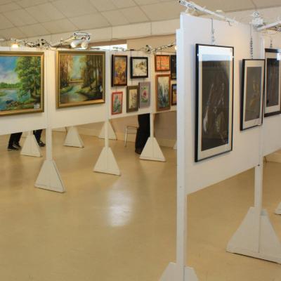 Exposition peintures 2019